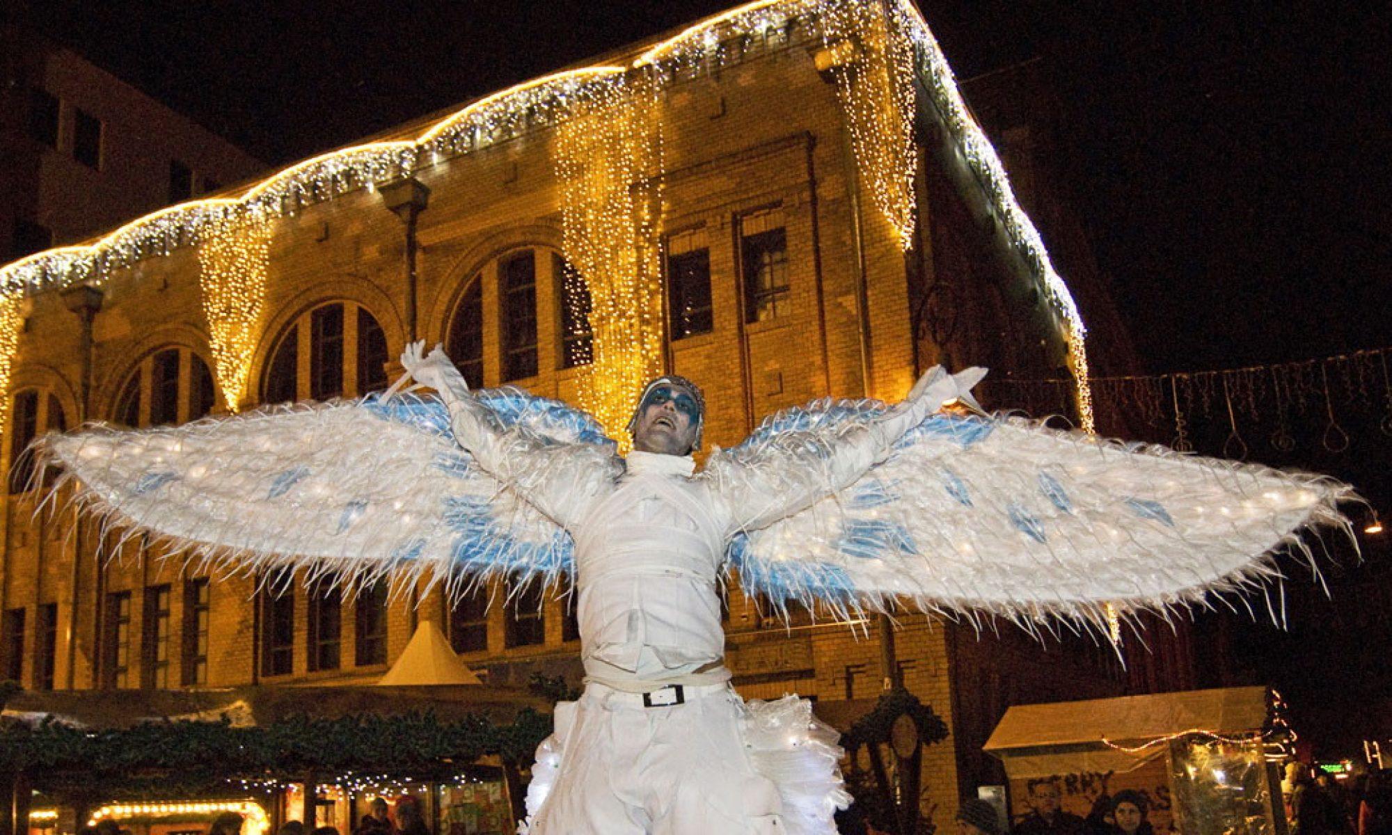 Beginn Weihnachtsmarkt Berlin 2019.Lucia Weihnachtsmarkt In Der Kulturbrauerei